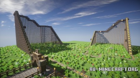 ������� Sphere Amusement Park ��� Minecraft