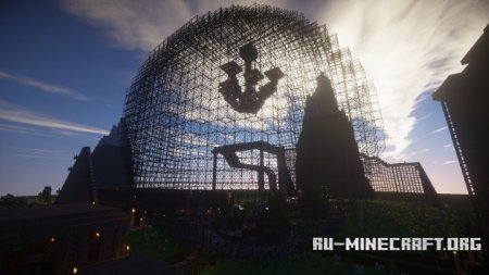 Скачать Sphere Amusement Park для Minecraft