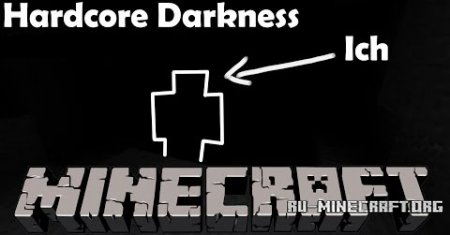 ������� Hardcore Darkness ��� Minecraft 1.8.8
