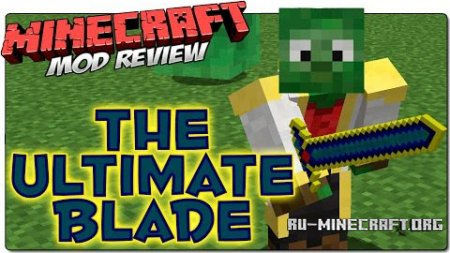 ������� The Ultimate Blade ��� Minecraft 1.8