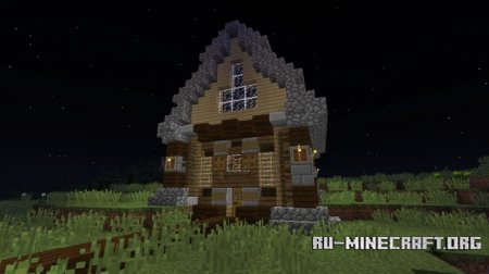 ������� The Dean Family Settlement ��� Minecraft