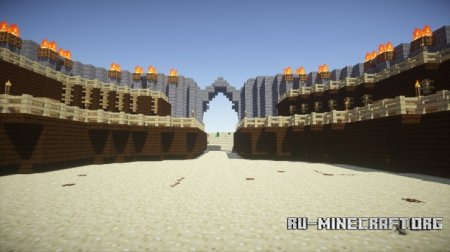 ������� Arena of Carnage ��� Minecraft