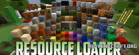 Скачать Resource Loader для Minecraft 1.8.8