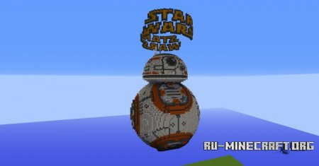Скачать Star Wars: BB8 Droid для Minecraft