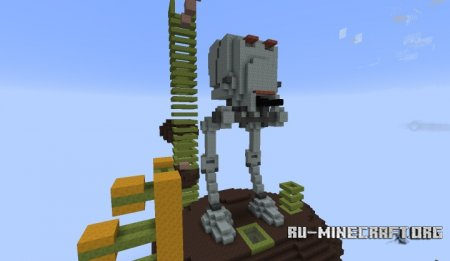 Скачать Force Awakens для Minecraft