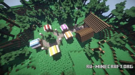 Скачать The Village of Croydon для Minecraft