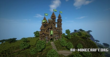 ������� Medieval Castle #6 ��� Minecraft