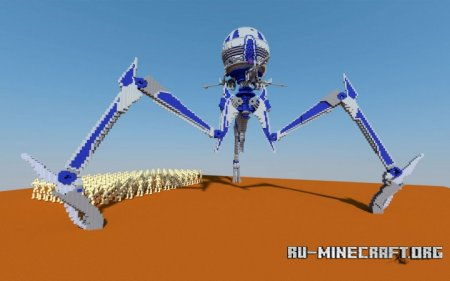 ������� CIS Droid Army ��� Minecraft