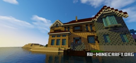 ������� Tidal Home ��� Minecraft