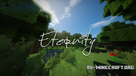 Скачать Eternity Smooth [16x] для Minecraft 1.8.8