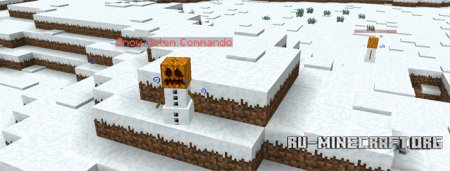 ������� Mob Commanders ��� Minecraft PE 0.13.1