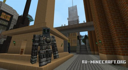Текстур-пак Glimmars Steampunk скриншот 4