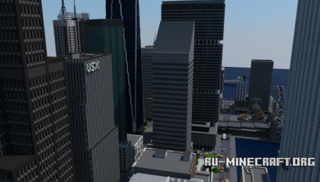 Скачать Citygroup Center для Minecraft