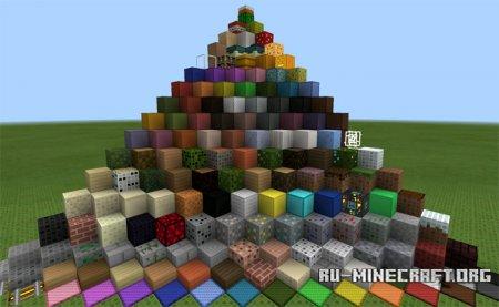 Скачать SimplixPE [16x16] для Minecraft PE 0.13.1