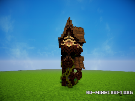������� Fantasy - TowerHouse ��� Minecraft