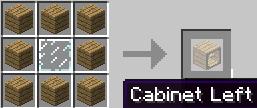 Скачать Cabinets Reloaded для Minecraft 1.6.4