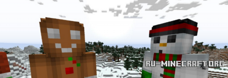 Скачать The Spirit Of Christmas 2015 для Minecraft 1.7.10