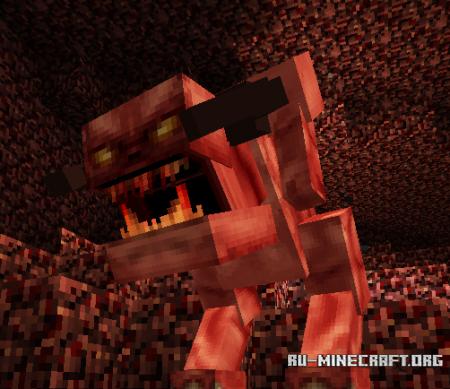 Скачать Lycanites Mobs  для Minecraft 1.7.2