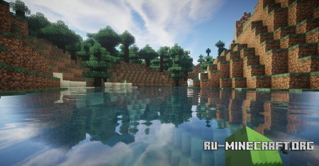Скачать Ziipzaap's Shader Pack для Minecraft 1.6.4
