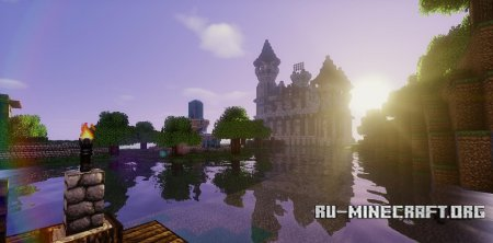 ������� Crapdeshoes Cloudshade ��� Minecraft 1.7.10
