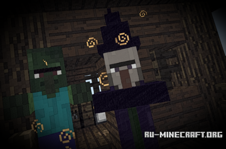 ������� The Witch ��� Minecraft PE 0.13.1