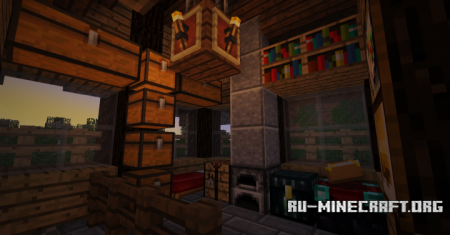 ������� Steelorse'House ��� Minecraft