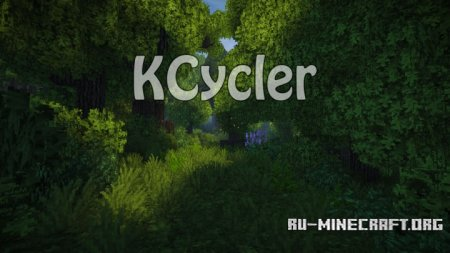 ������� KCycler ��� Minecraft 1.7.10
