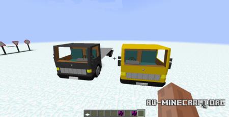 Скачать Fex's Vehicle Extension v. 0.86 для Minecraft 1.8