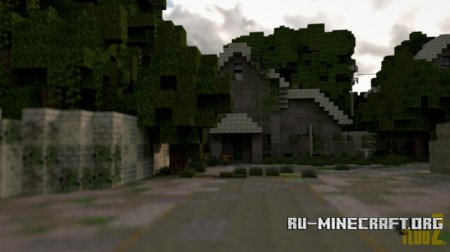 ������� The Last Of Us [32x] ��� Minecraft 1.8