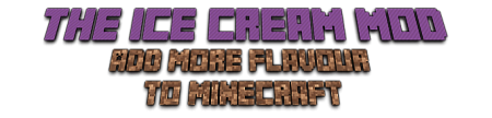 Скачать The Ice Cream Mod для Minecraft 1.7.10