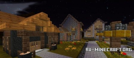 ������� Aluctral Autumn [64x] ��� Minecraft 1.8.8