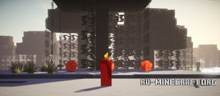 ������� Aluctral Xmas [64x] ��� Minecraft 1.8.8