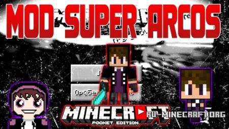 Скачать Super Arcos для Minecraft PE 0.14.0