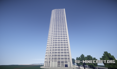 ������� Office Building ��� Minecraft