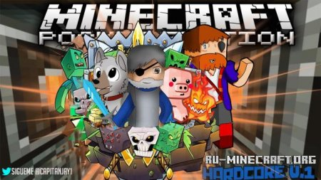 Скачать UHC для Minecraft PE 0.14.0