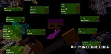 Скачать Lyfe  для Minecraft 1.8.9