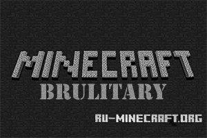 Скачать Brulitary для Minecraft 1.8.9