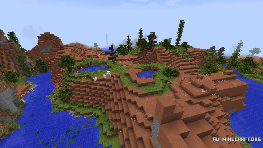 скачать mod на minecraft 1.12 2 biomes o plenty