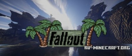 ������� Fallout Paradise [16x] ��� Minecraft 1.8.8