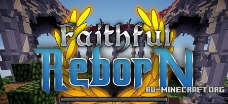 ������� Faithful: Reborn Animated [64x] ��� Minecraft 1.8.8