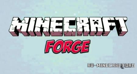 Скачать Minecraft Forge для Minecraft 1.8.9