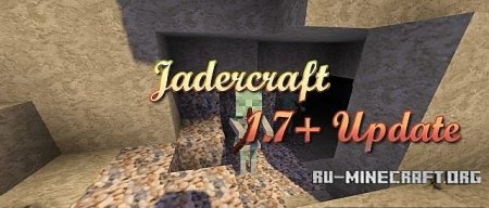 ������� Jadercraft HD [64x] ��� Minecraft 1.7.10