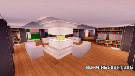 ������� Electrical Modern House ��� Minecraft