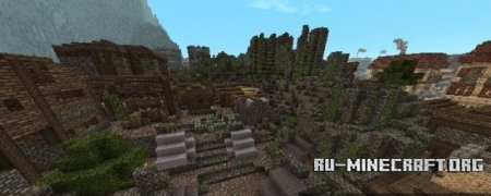 ������� SMP�s Revival [16x] ��� Minecraft 1.8.8