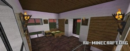 ������� Small House Idea #1 ��� Minecraft