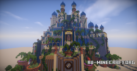 ������� The Pharaoh's Oasis ��� Minecraft