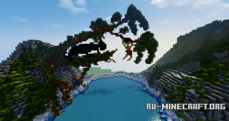 Скачать The Jungle Book для Minecraft