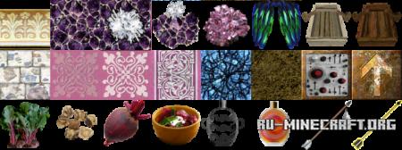 Скачать MojoKraft HD Photo Realism [128x] для Minecraft 1.9