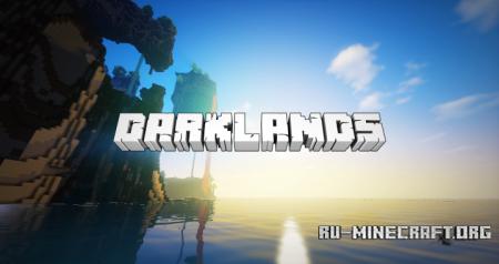 Скачать Darklands HD [32x] для Minecraft 1.9.1