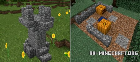 ������� Structure Spawning System ��� Minecraft PE 0.14.0